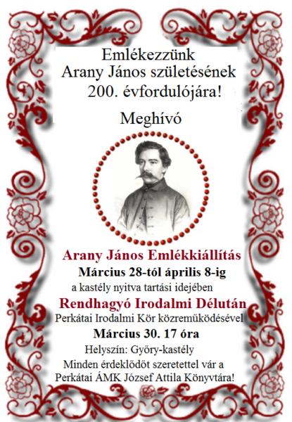 Arany Janos plakat